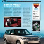 Range Rover Vogue - Paul Maric - MAXIM Magazine
