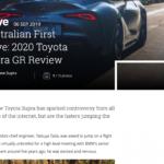 Toyota Supra - Paul Maric - Drive.com.au